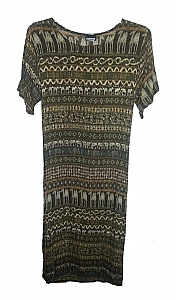 Safari Sundress (Sm - 2X)
