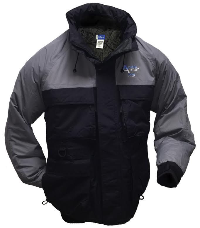 6be2f55999d7b Arctic Armor Pro Suit Ice Fishing Jacket