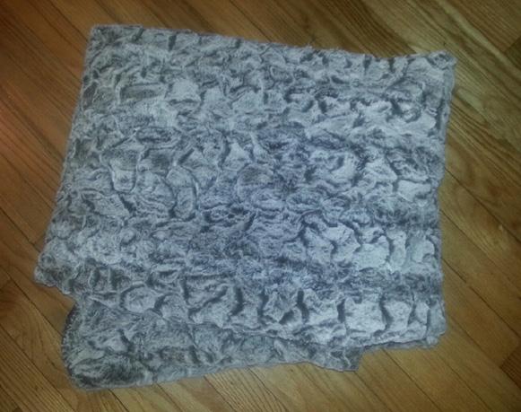 Florence Double Ply Microplush Fleece Blanket