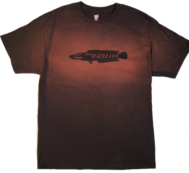 Northern Snakehead T-Shirt  (Sm-3x)