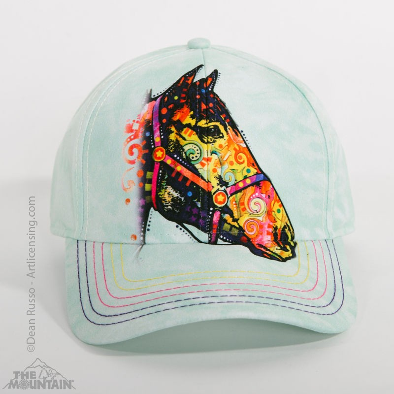 Funky Horse Hat Dean Russo