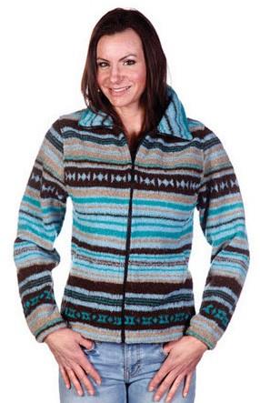 Sale Gladstone Looped Wool / Fleece Cinchback Jacket by Bear Ridge Outfitters