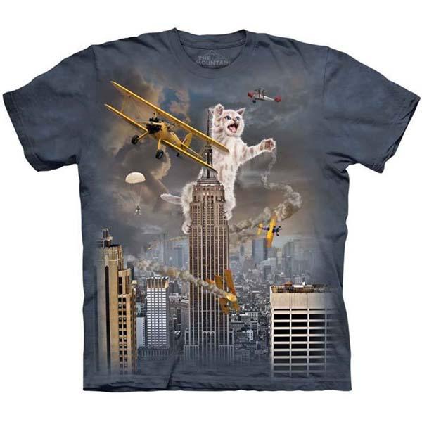 The Mountain King Kitten T-Shirt