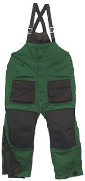 Arctic Armor Green Plus Floating Bibs