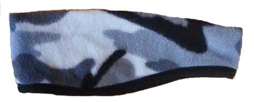 Clearance Nordic Gear Snow Camo Fleece camouflage Headband Ear Warmer
