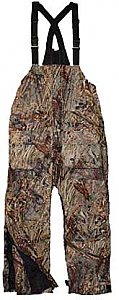 Arctic Armor Camo Floating Bibs (Md, Lg)
