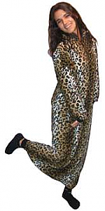 Couch Sack Leopard (Xs, Sm)