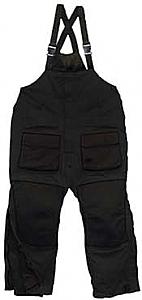 Arctic Armor Black Bibs (Small - 3X)