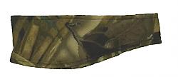 Clearance Nordic Gear Advantage Wetlands Camo Fleece Headband Ear Warmer Made USA