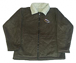 Clearance Sale Fly Fishing Microsuede Jacket Adult (Sm - Med)