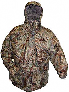Arctic Armor Floating Extreme Weather Ice Fishing Hunting Jacket Camo (Sm - Lg)