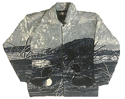 Loon Plush Fleece Jacket (Sm)