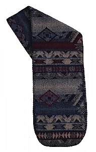 Mesa Southwestern Fleece Scarf Made USA