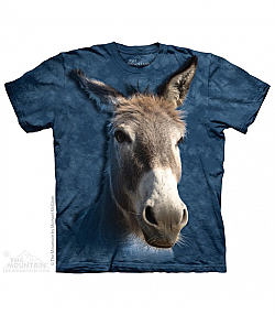 The Mountain Donkey Short Sleeve T-Shirt Adult (Sm - 2x)