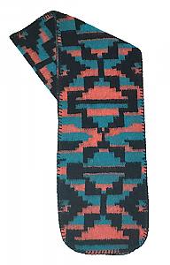 Modesto Aztec Southwestern Fleece Scarf