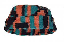 Modesto Fleece Pillbox Hat
