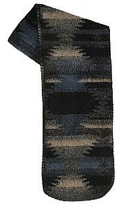 Corrales Southwestern Fleece Scarf Made USA