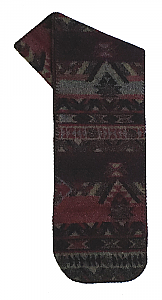 Mesquite Southwest Fleece Scarf Made USA