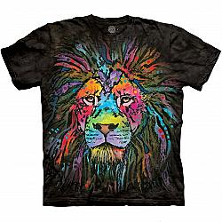 The Mountain Mane Lion Dean Russo T-Shirt New (Sm - XL)